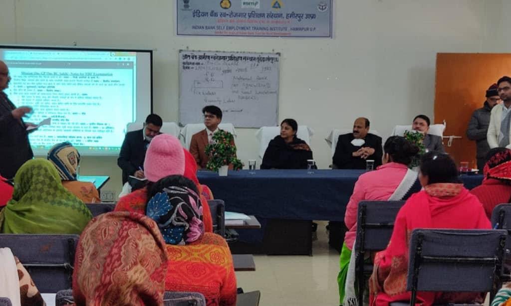 bc sakhi shg training